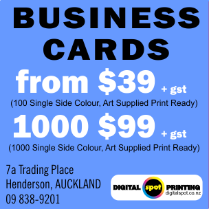 Business card printing auckland henderson 2017 pricing business business card printing auckland henderson 2017 pricing business cards reheart Choice Image