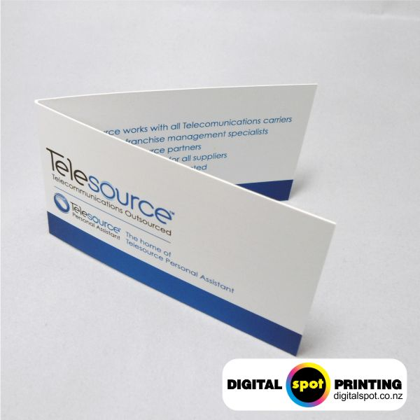 Folded business cards printing henderson auckland business cards folded from 8500 reheart